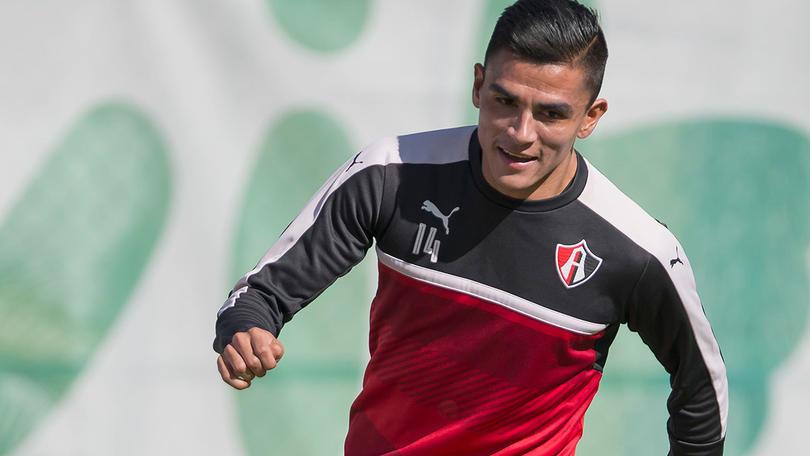 América y Monterrey quieren a Luis Reyes