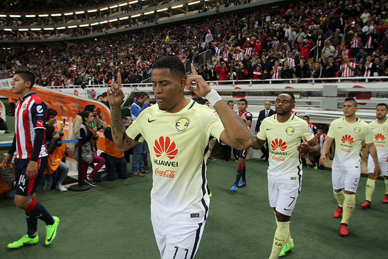 Chivas y América en el Clausura 2017
