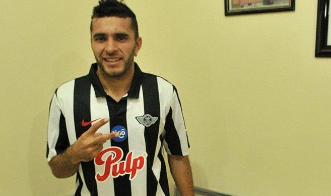 Antonio Bareiro llegaría a Pumas