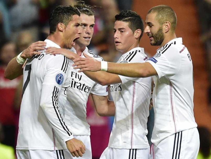 Así será la camiseta que utilizará el Real Madrid.