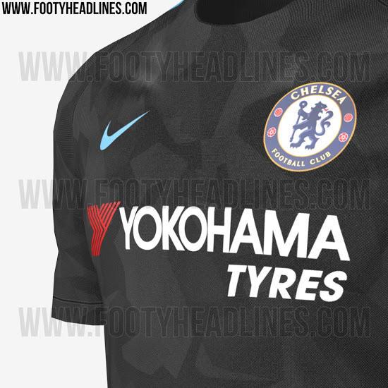 Third Kit Chelsea