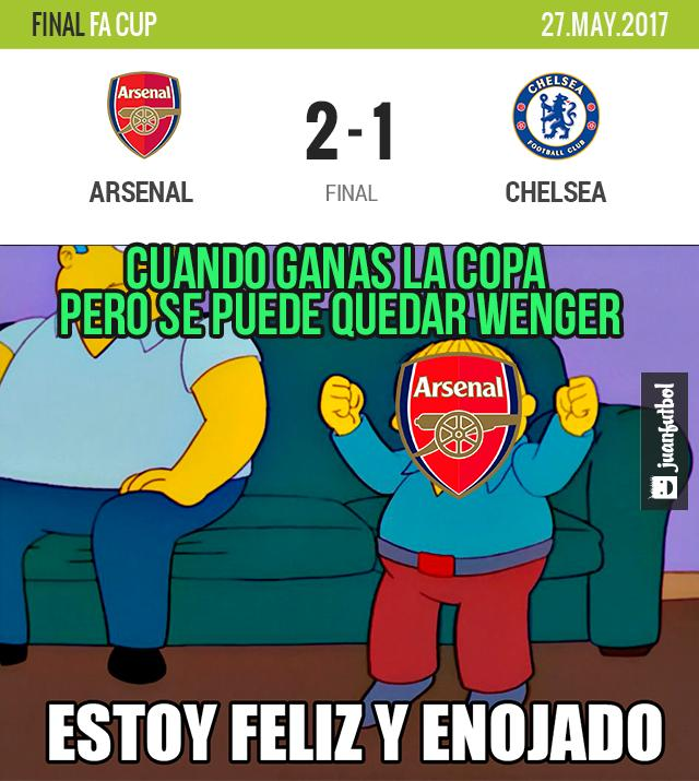 Arsenal gana al Chelsea