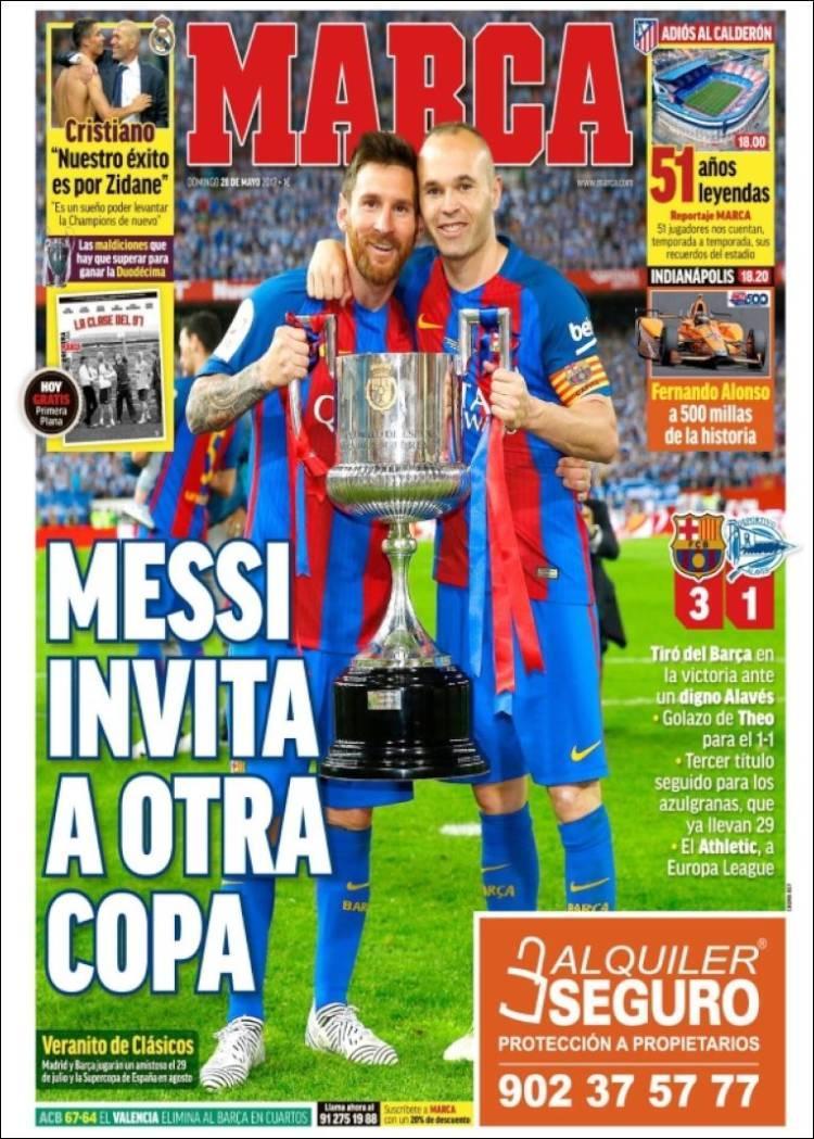 Mundo de papel (28.05.2017)