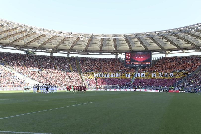 Despedida de Totti