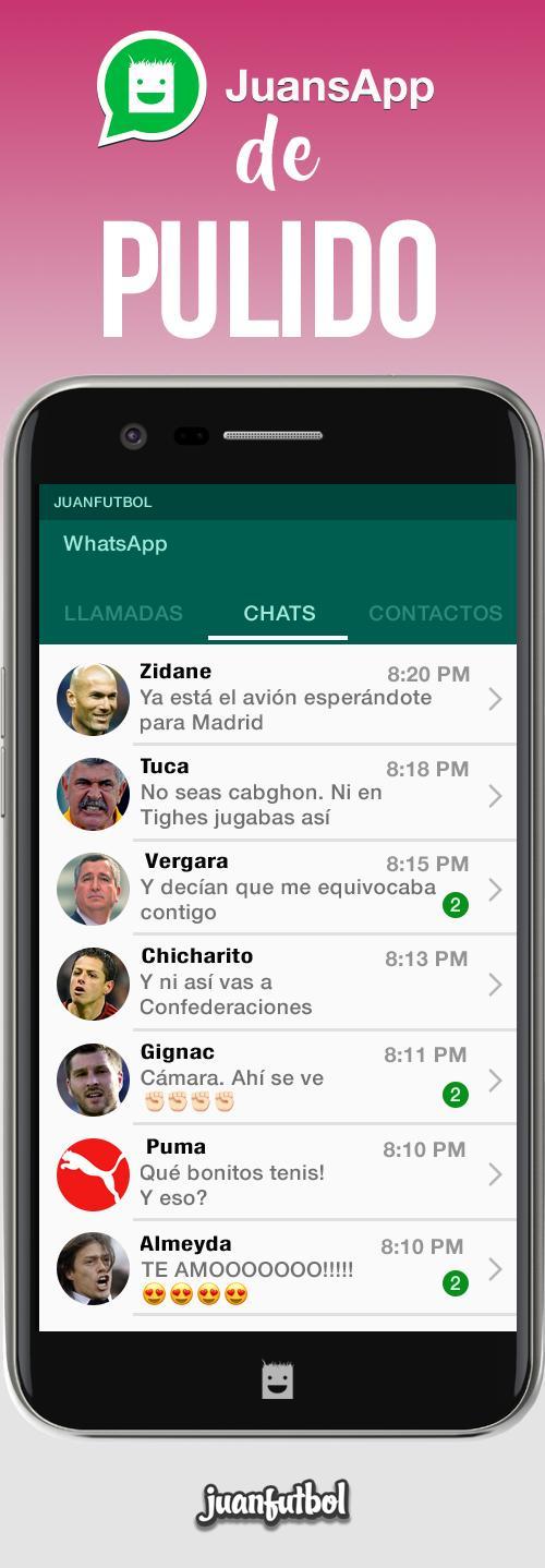 Estos mensajes recibió Pulido luego de que Chivas ganó su título 12