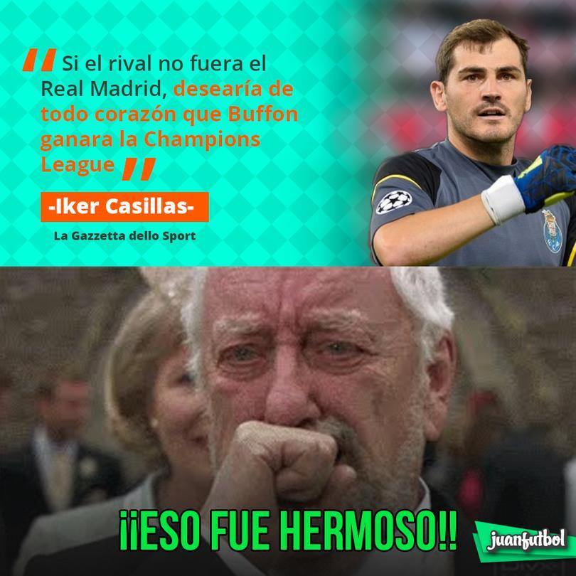 Iker Casillas, portero del Porto