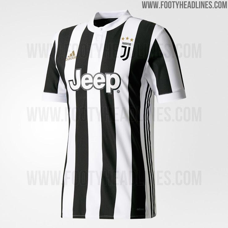 Son las fotos oficiales de la Juventus, lo que sugiere que la liberación está cerca.