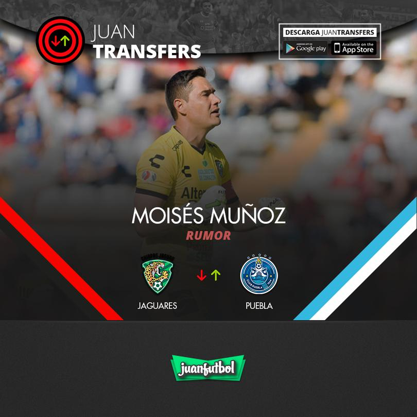 Moisés Muñoz llegaría al Puebla