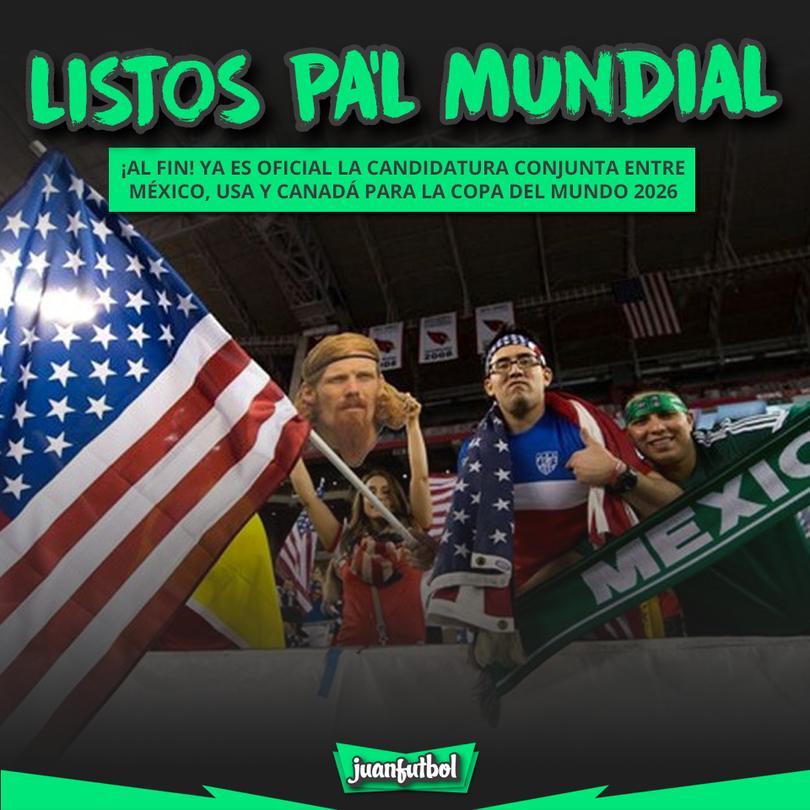 Estados Unidos contra México