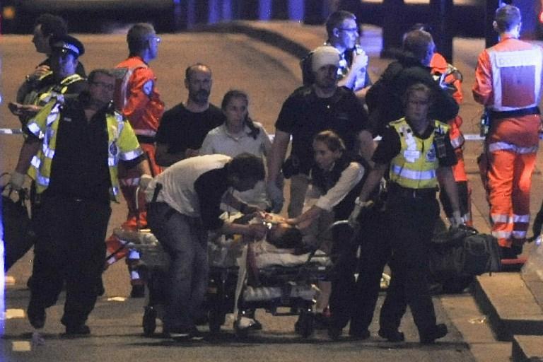 La policía investiga dos actos de posible terrorismo en Londres