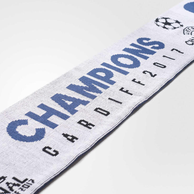 Playera de campeonato de Champions del Madrid