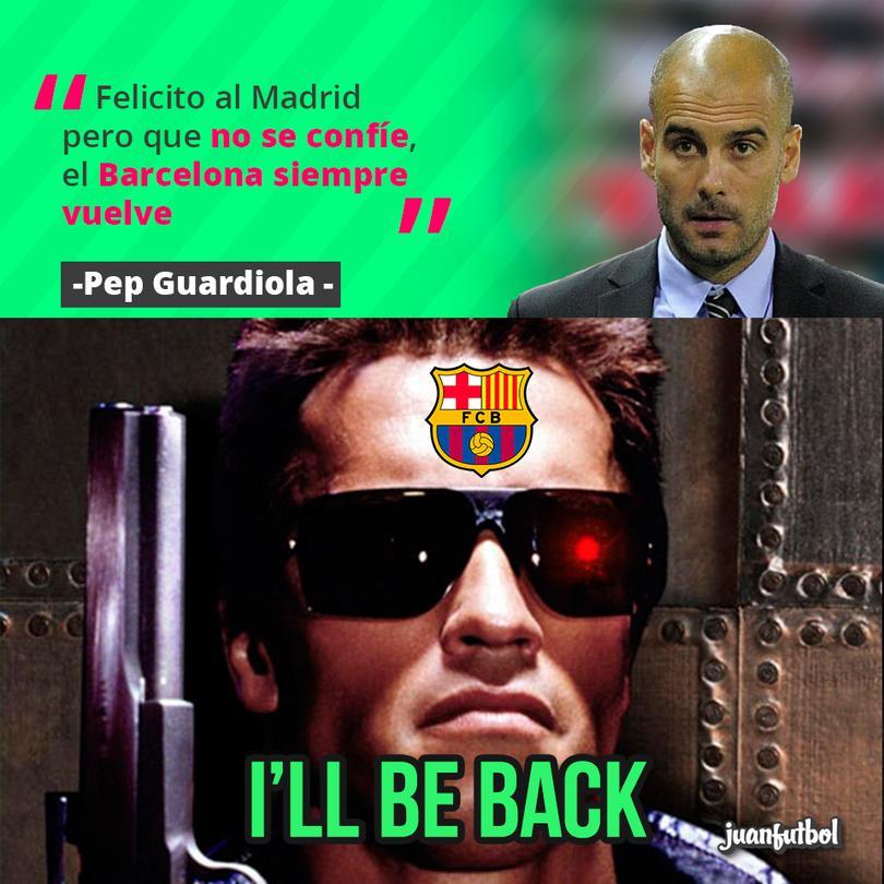 El Barcelona regresará