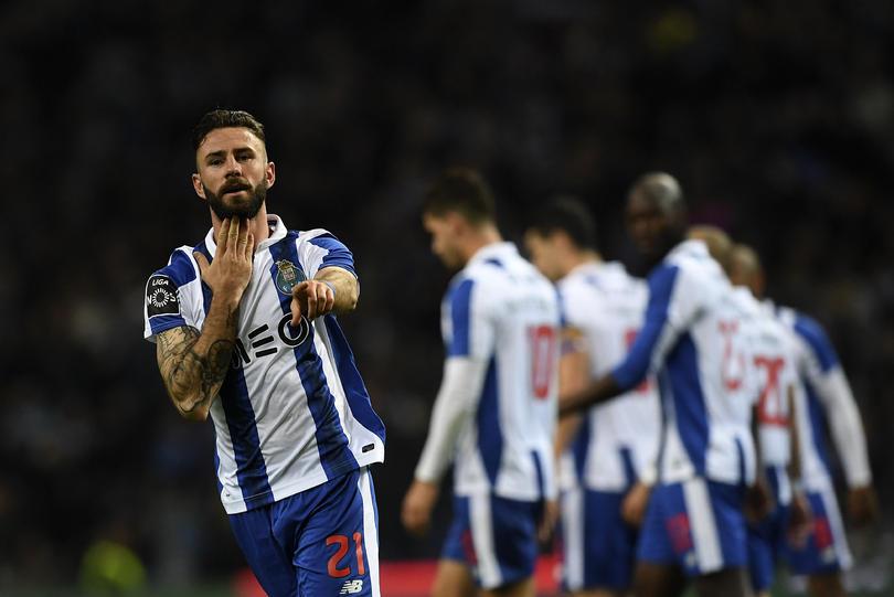 Miguel Layún suena para llegar al Sevilla