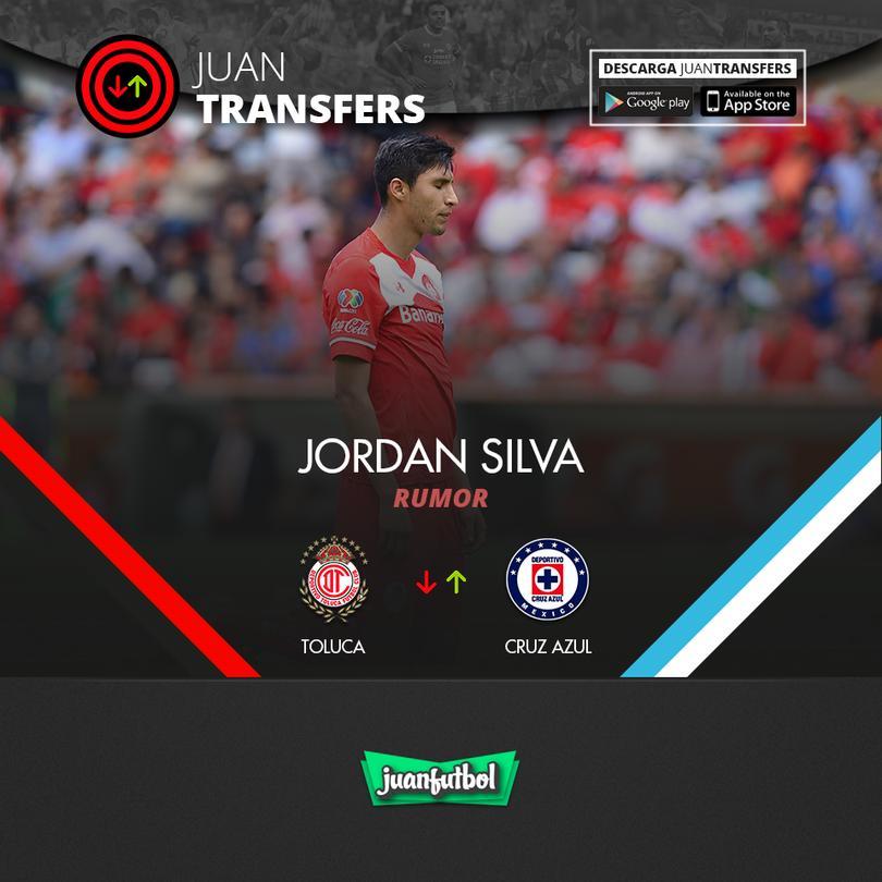 Jordan Silva a Cruz Azul