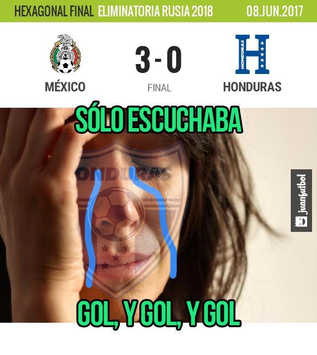 Alanís, Chucky y Rauilito Jiménez metieron los goles.