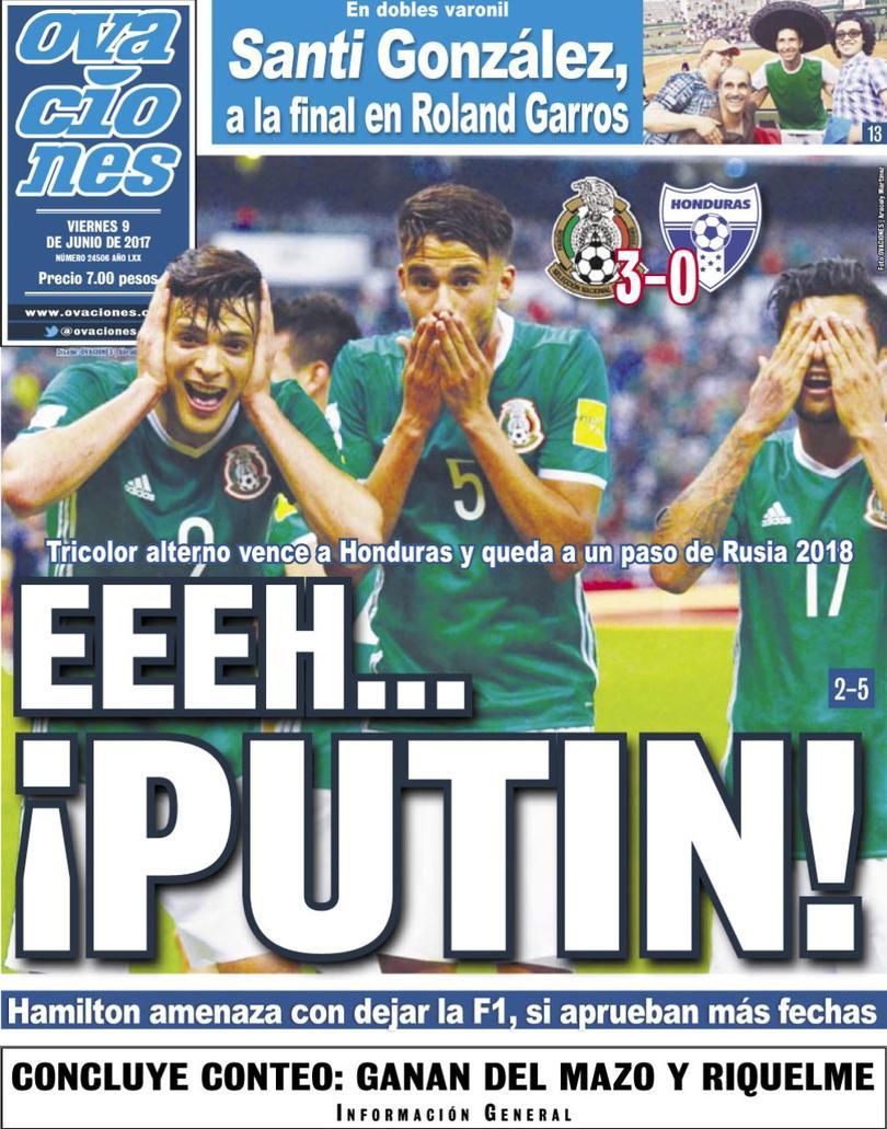 Mundo de papel (09.06.2017)