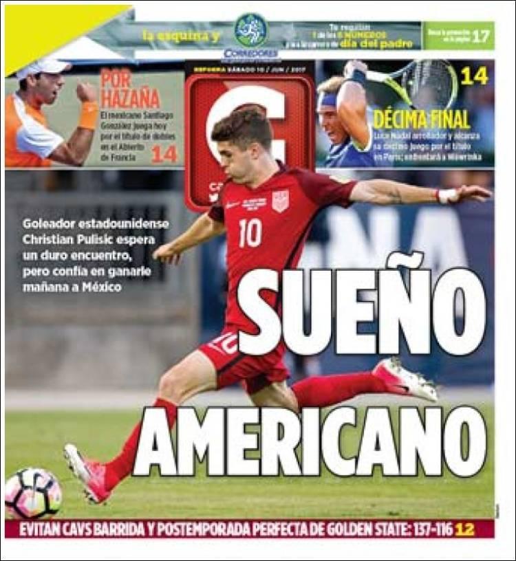 Mundo de papel (10.06.2017)