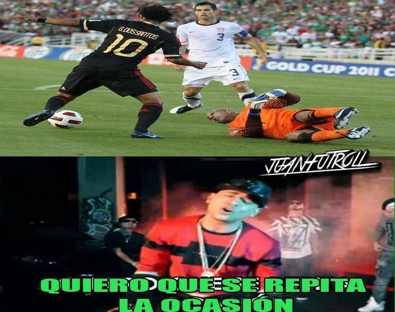 México vs USA