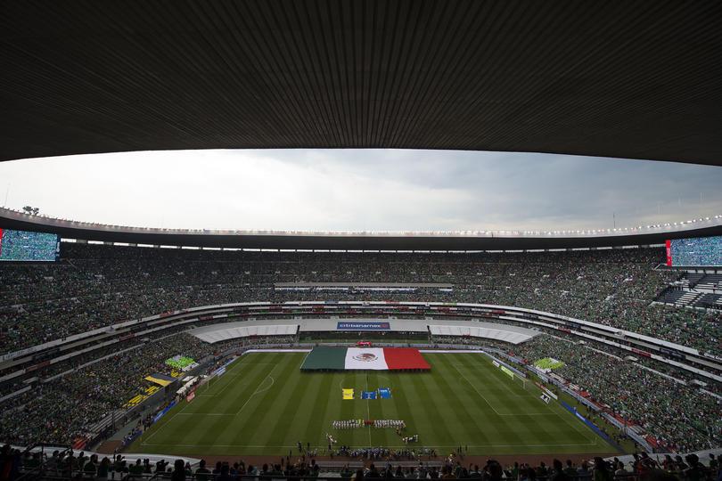 Los gringos se enojaron por la mala señal del internet en el Estadio Azteca por el partido de ayer y hasta publicaron en Twitter su queja.