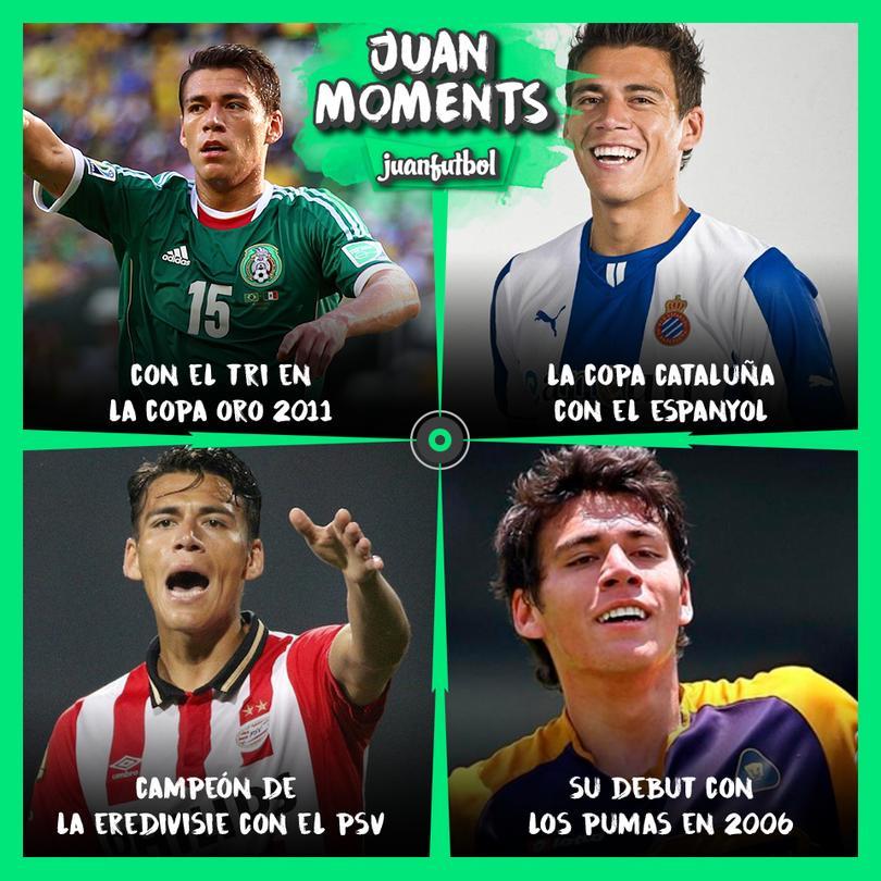 ¿Cuál es el mejor momento de Héctor Moreno?