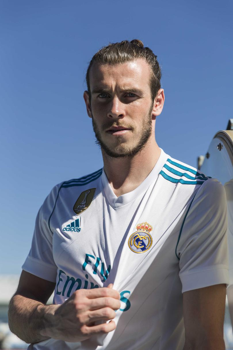Playera del Real Madrid 17-18