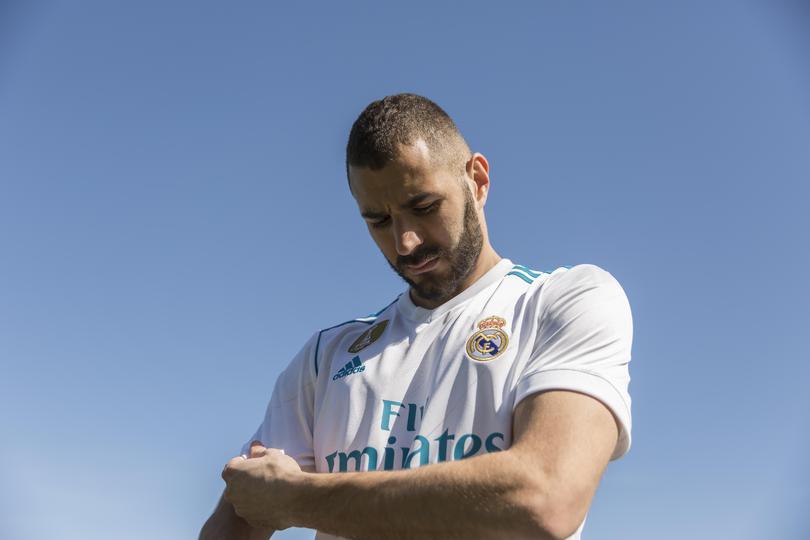Playera Real Madrid 2017-2018