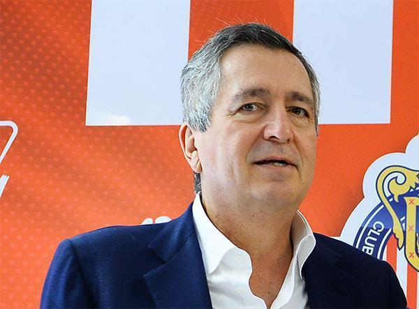Jorge Vergara no dará entrevistas en el Apertura 2017