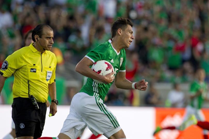 Moreno podría perderse el partido contra Portugal por moelstias en la cadera