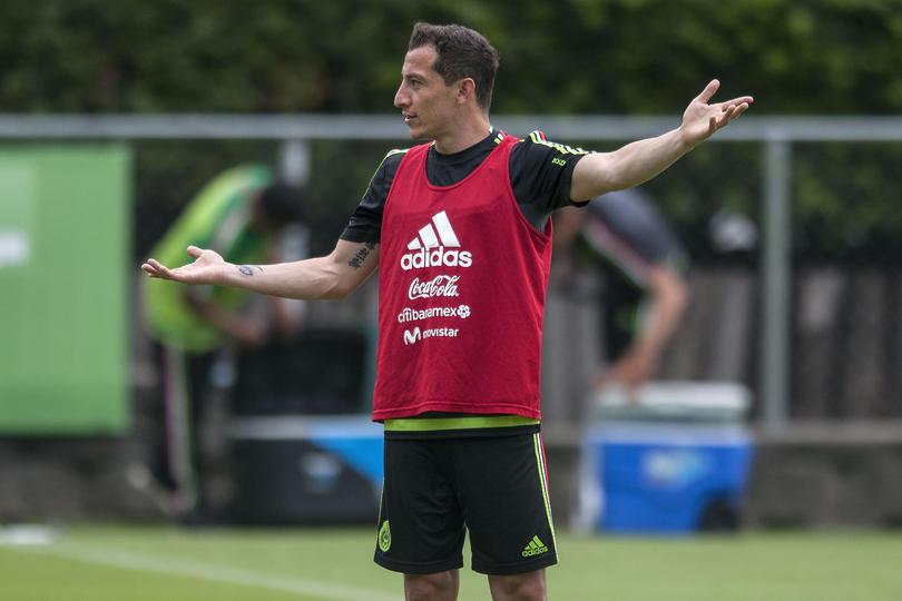 Guardado aceptó acercamiento de la MLS