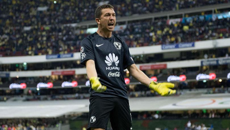 Marchesín podría irse del Ame aunque no lo crean. Resulta que dicen que River Plate se lo quiere llevar y no se negarían a venderlo.