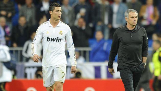 Mourinho no quiere a Cristiano Ronaldo