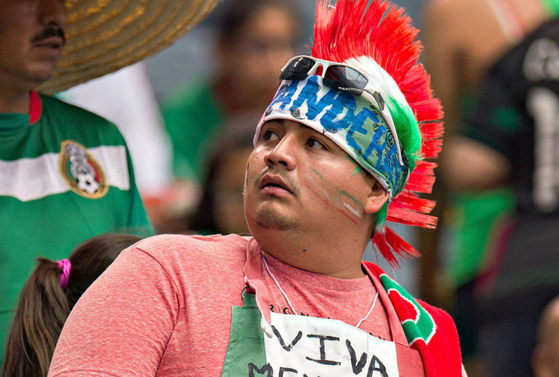 México advertido por la FIFA.