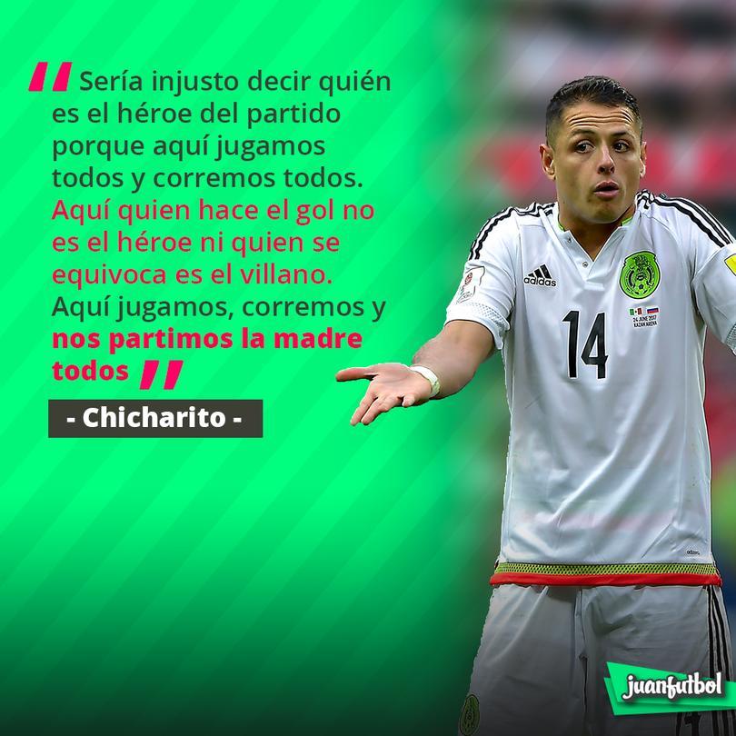 Así de contundente se mostró Hernández