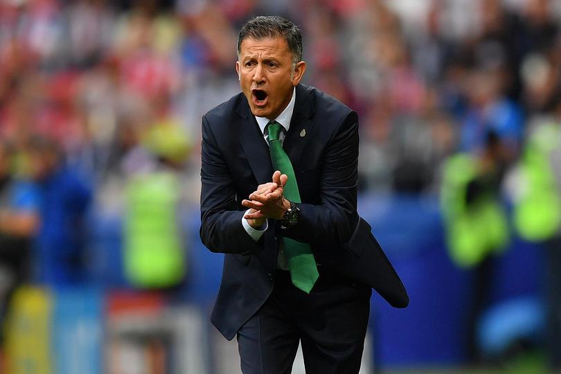 Juan Carlos Osorio es el mejor entrenador del mundo