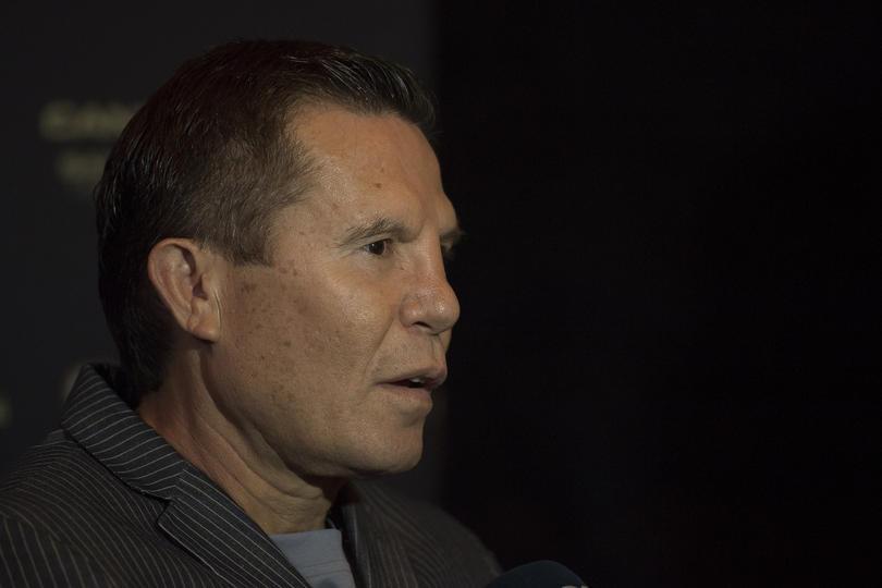 Julio César Chávez reveló que ha recibido amenazas de secuestro