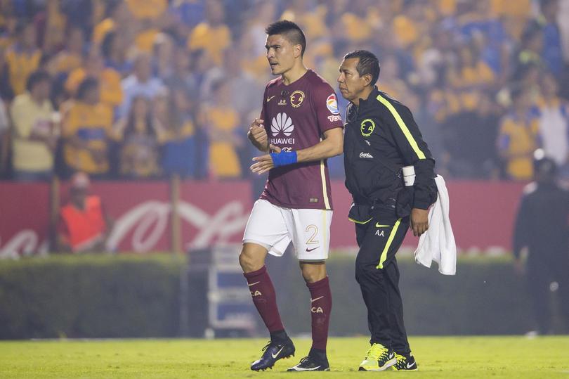 Paolo Goltz se irá a Argentina