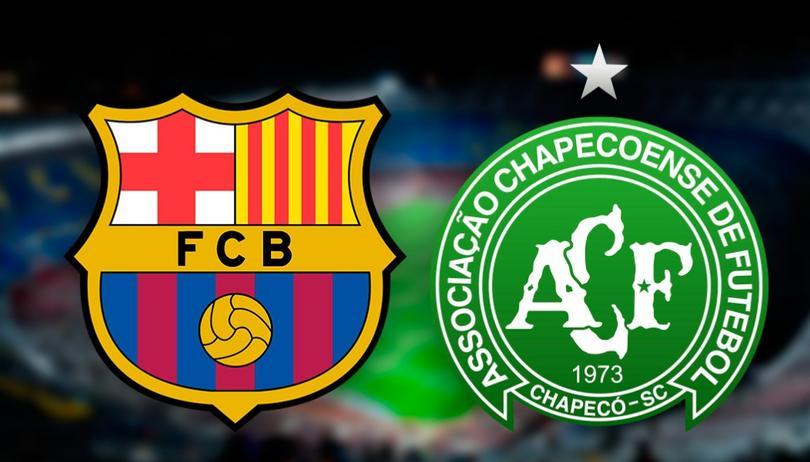 Barceloba vs Chapecoense