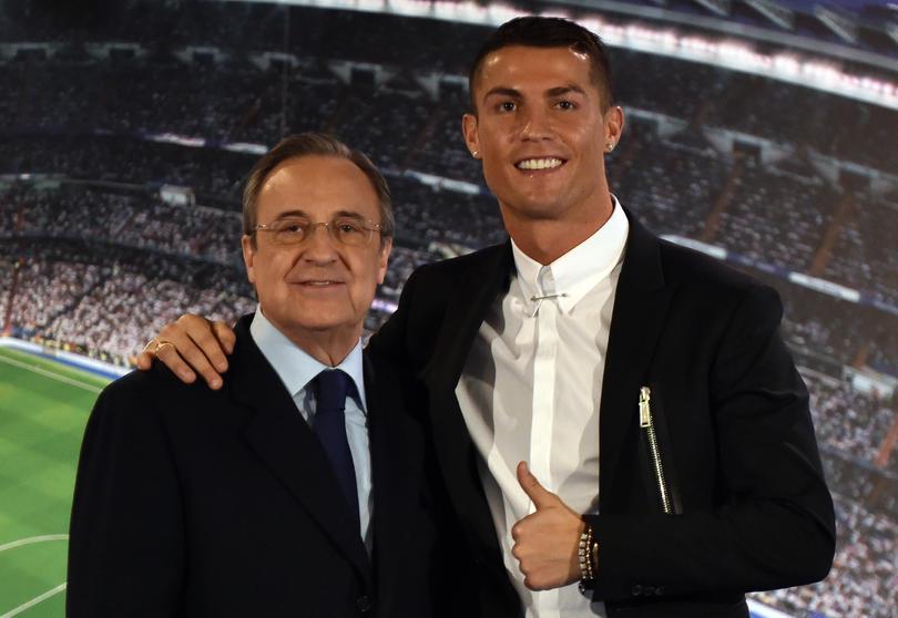 Cristiano Ronaldo se reunirá con el Real Madrid la próxima semana