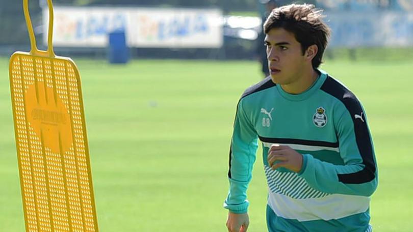 Ulises Rivas suena para el Anderlecht de Bélgica