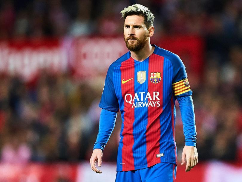 La primera entrevista que le hicieron a Lio Messi.