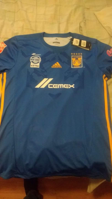 ¿Les late el que sería el nuevo jersey de visita de Tigres  b608353b6b252