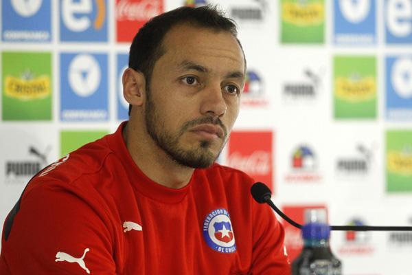 Marcelo Díaz cuenta triste historia de su vida y la asocia con su derrota.
