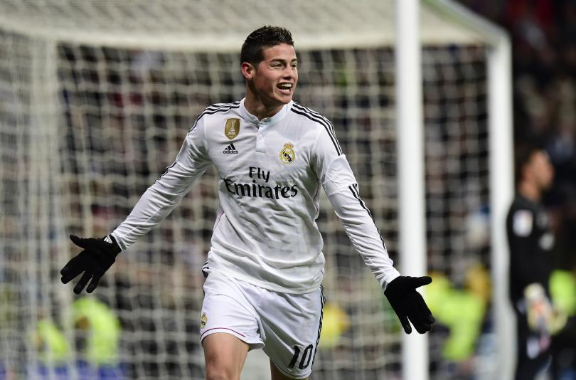 James entra al Top 10 de futbolistas menores de 25 años más ricos del mundo