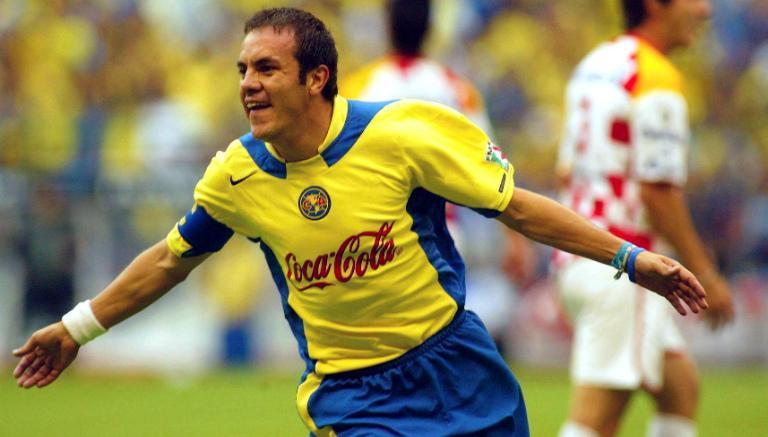 Cuauhtémoc se consagró campeón con el Ame en 2005.