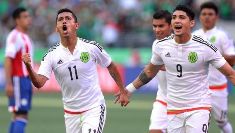 El Tri de Copa Oro está listo para su debut.