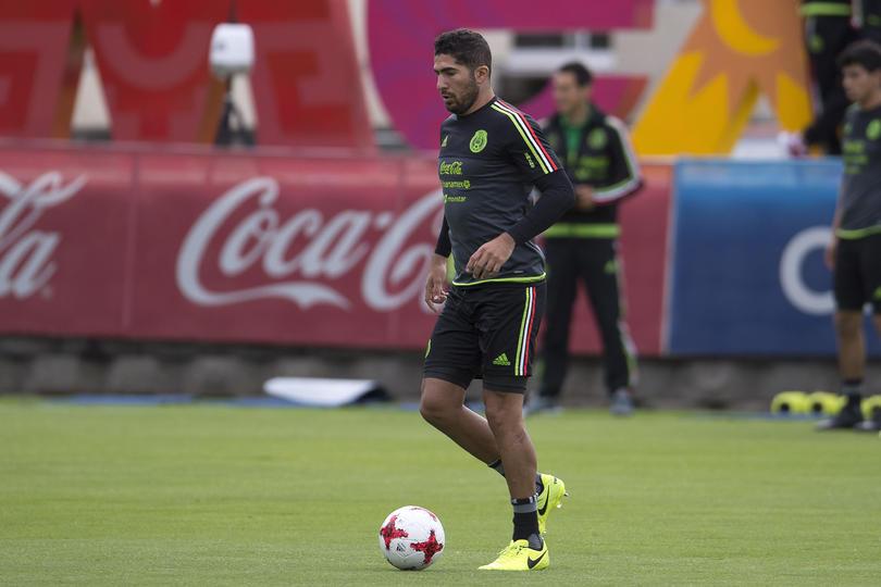 Jair Pereira es baja para jugar contra El Salvador