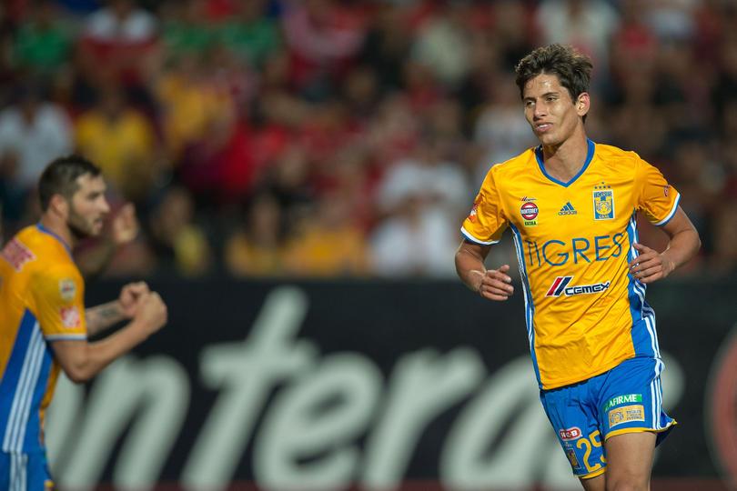 Jürgen Damm en semifinales del torneo Clausura 2017 de la Liga BBVA Bancomer MX
