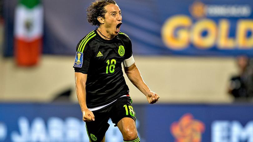 Andrés Guardado en la Copa Oro 2015