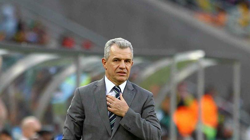 Aguirre habla sobre el tiempo en que dirigió la Selección Mexicana.