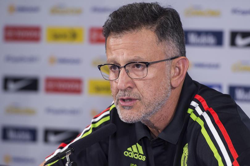 Osorio no quiere refuerzos para Copa Oro